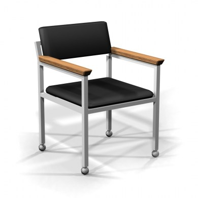 administration chair with roller-1