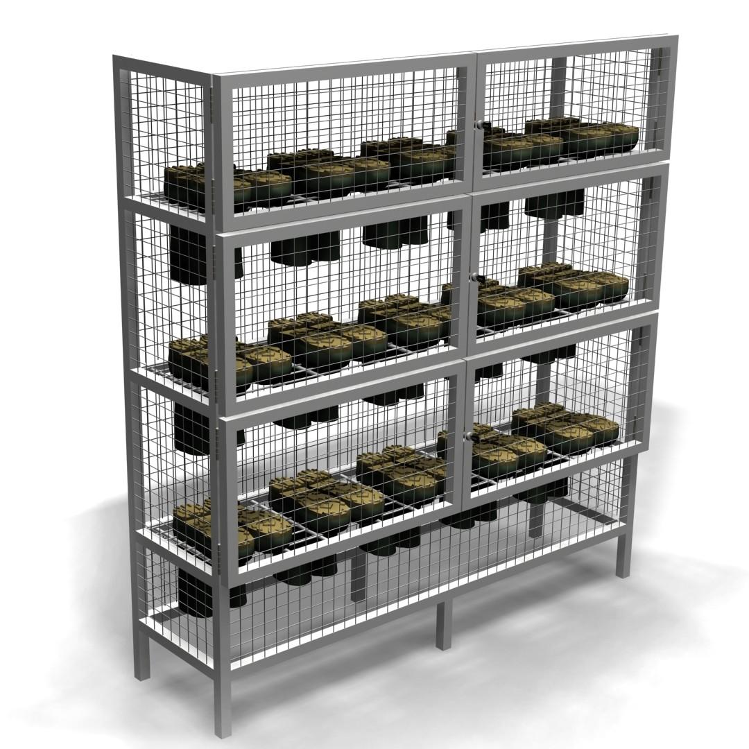 Workshop Equipment: Footwear Case